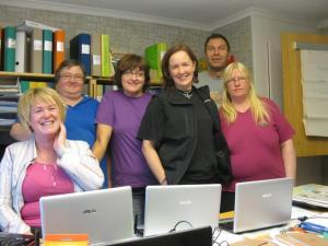 Klivets personal nov 2011