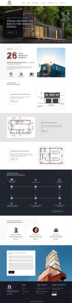 Structured Housing 2