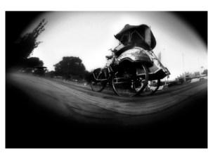 Desi Suryanto_Becak