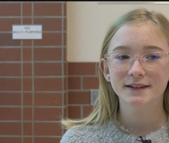 Lincoln Middle Schooler Spreads Kindness And Finds Herself In Principals Office