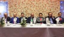 PM AJK Raja Farooq Haider meets British Kashmiri Diaspora in London 2017