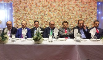 PM AJK Raja Farooq Haider meets British Kashmiri Diaspora in London 2017