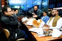 Iftaar dinner among lawyers in London