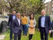 Labour Party campaign with Sadiq Khan (3)
