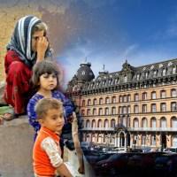 برطانیہ کے ہوٹلوں میں آنے والے مہمان افغان پناہ گزین بچوں  کی شرارتوں سے  پریشان