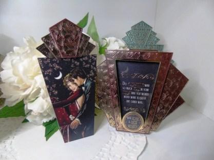 KSC - Hunkydory Deco Shimmer Card & Bookmark