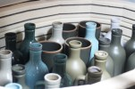Products finishing in the kiln. Photo Credit / Josh Wild
