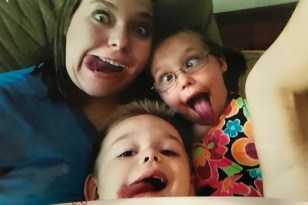 Kelly Stetten enjoys spending time with her family. She loves being silly and having fun.