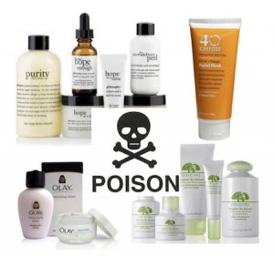 poison skin care