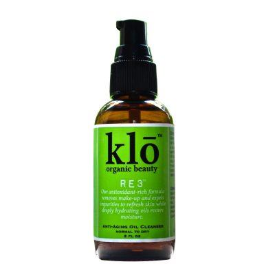 Klo Organic Beauty Oil Cleanser for normal-dry skin