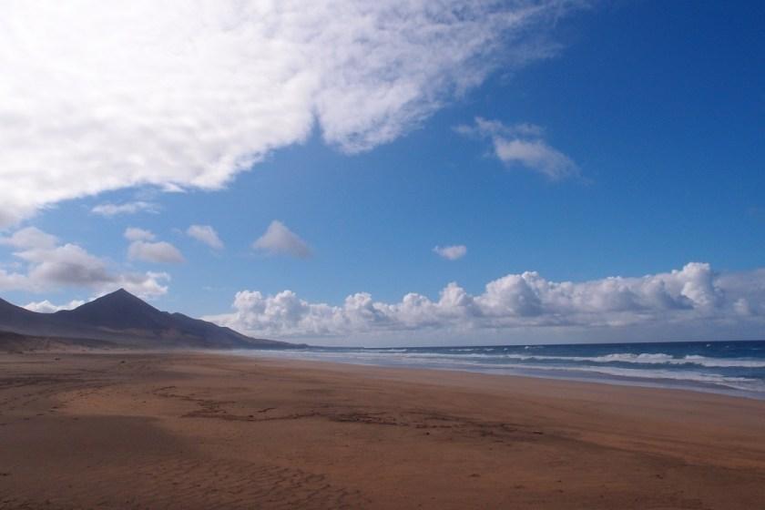 druhá strana pláže