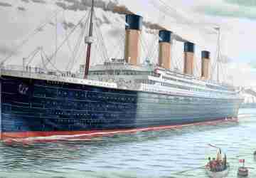"""Historický Titanic """"priplával"""" na Slovensko"""