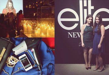 Evs Lok ukázala outfit na Vogue párty a má pre teba súťaž o fén značky Rowenta!