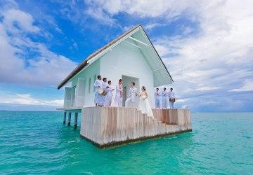 Svadba na mori? Prečo nie?