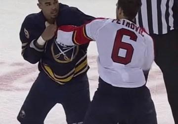 Toto sa v NHL len tak nevidí. Dvaja hráči si to v zápase rozdali hneď niekoľkokrát