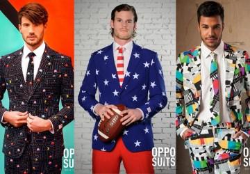Novinky zo sveta módy! S netradičnými oblekmi OppoSuits jednoznačne zažiarite