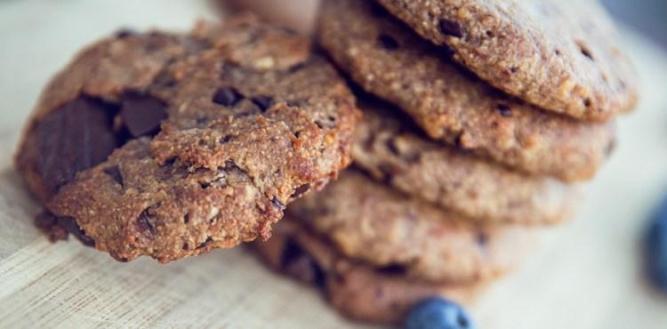 Videorecept na skvelé čokoládové sušienky. Sladké, ale zdravé!