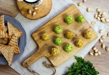 Každého maškrtníka potešia chutné šunkovo-syrové guľky
