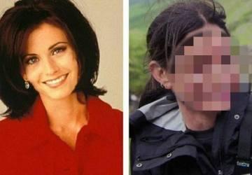 Courteney Cox, Monica zo seriálu Priatelia, sa vďaka plastikám zmenila na nepoznanie! Z krásnej ženy je teraz toto