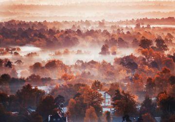 Jesenné počasie je jedno z najkrajších. Tieto zahraničné fotky to na 100% potvrdzujú