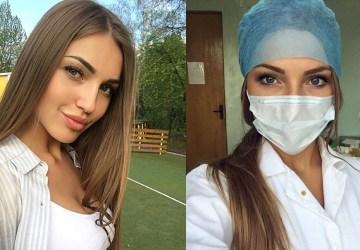 Bojíš sa zubárov? Katarina z Bieloruska by bola dôvod, prečo by ťa strach prešiel. Je totiž najkrajšia zubárka akú si kedy videl