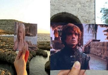 Mladá cestovateľka a fanúšička Game of Thrones chodí po svete a nachádza miesta, kde sa populárny seriál točil