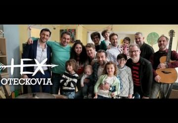 Skupina HEX predstavila videoklip k piesni Oteckovia. V novom klipe sa objavili viaceré známe osobností