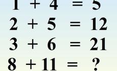 Iba ľudia s vysokým IQ vyriešia túto matematickú hádanku