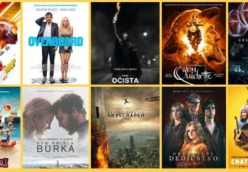 Letné filmové novinky: Čo prinesú kiná v júli?