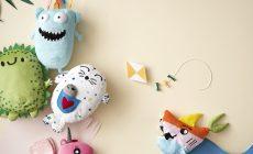 Viac ako 200 malých dizajnérov navrhlo svoje vysnívané hračky, aby sa jedna znich mohla dostať docelého sveta