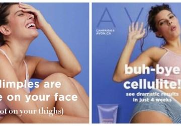 Avon sa ospravedlňuje, jeho reklama proti celulitíde pobúrila verejnosť