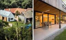 Toto sú najkrajšie domy obklopené prírodou, ktoré navrhli slovenskí architekti