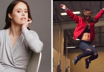Gymnastka a modelka s Downovým syndrómom búra predstavy médií o kráse a je príkladom inšpirácie ľudí po celom svete