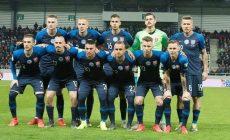 Slovenskí futbalisti porazili Maďarsko a sú na čele tabuľky kvalifikácie majstrovstiev Európy
