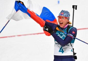 Svetová šampiónka Anastasia Kuzminová predviedla životný výkon. V nórskom Osle triumfovala