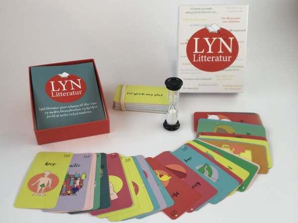 Indhold LynLitteratur