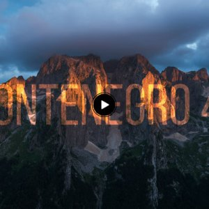 Montenegro timelapse
