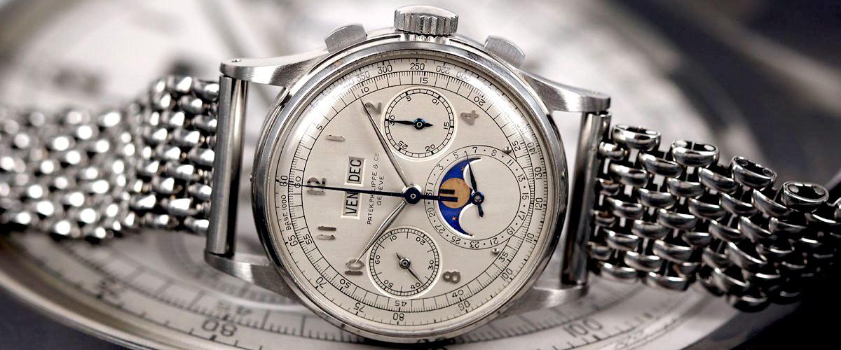 4f7083b89a36 El reloj de pulsera más caro jamás vendido