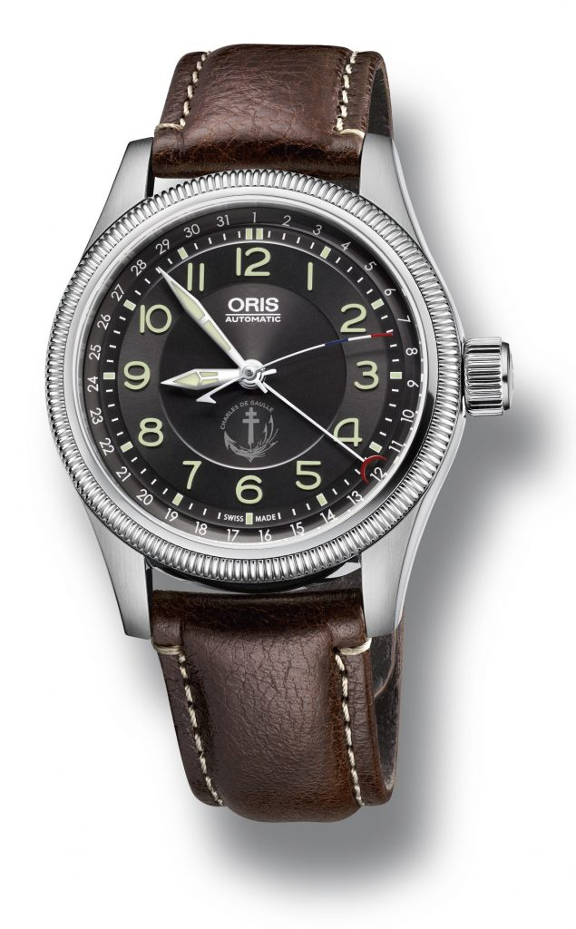 Charles de Gaulle Oris Limited Edition