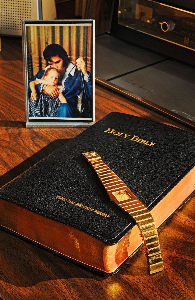 Rolex King Midas, uno de los relojes de Elvis Presley