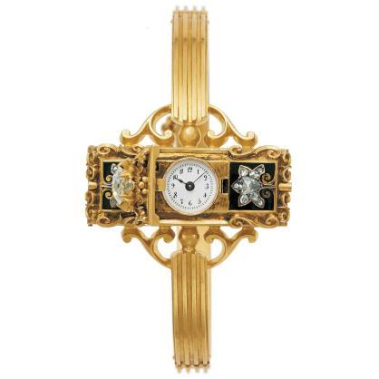 Patek primer reloj de mano