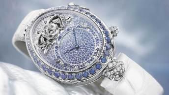 Breguet, inspirado en el primer reloj de mano