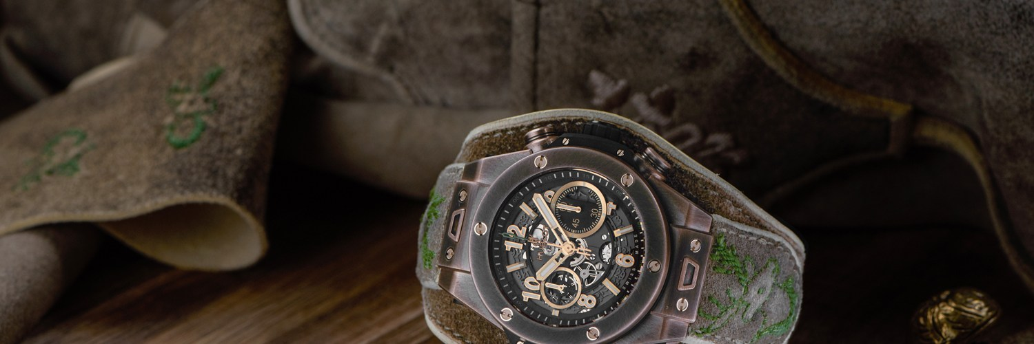 Big Bang Bavaria de Hublot