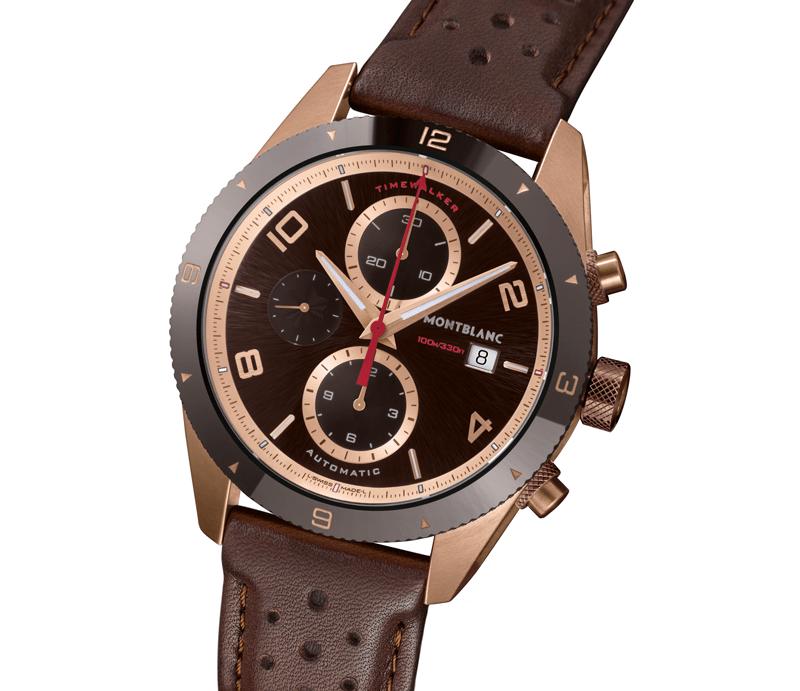 Montblanc TimeWalker Automathic Chronograph