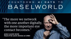 Jean-Claude Biver Baselworld 2018