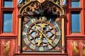 Basel Rathaus Reloj Tesoro