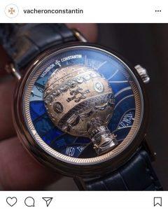 Cuentas relojeras instagram