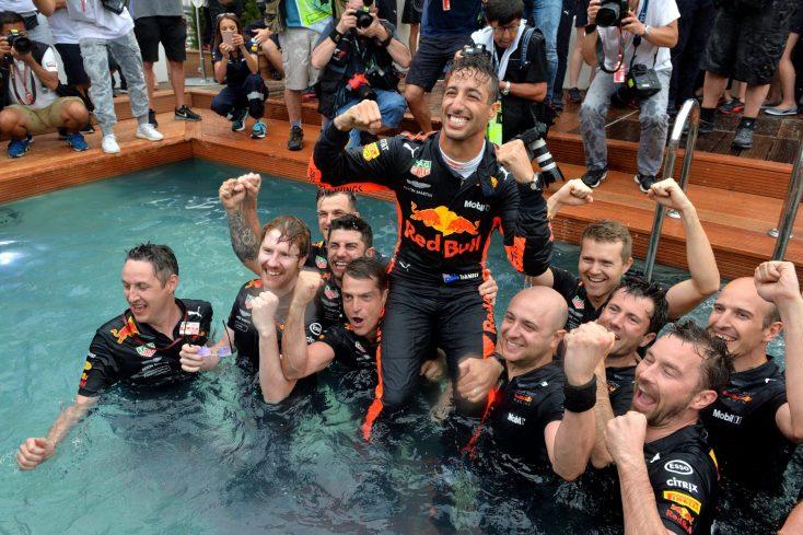 Monaco GP Race 27/05/18