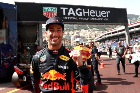 Monaco GP Saturday 26/05/18