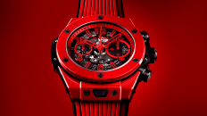 BIG BANG RED UNICO MAGIC HUBLOT